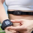 allenamento cardio frequenzimetro