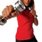 palestra e corsi d'aerobica