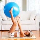 tonificazione home fitness
