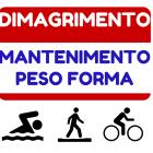 DIMAGRIMENTO e MANTENIMENTO PESO FORMA
